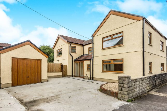 Thumbnail Detached house for sale in Bryngwili Road, Hendy, Swansea