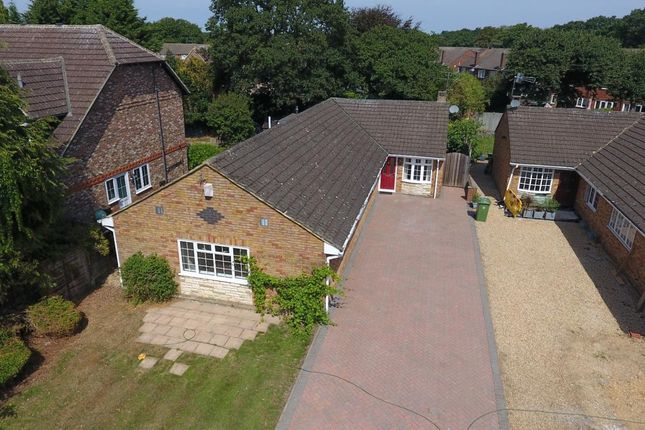 Thumbnail Bungalow for sale in Mytchett, Camberley