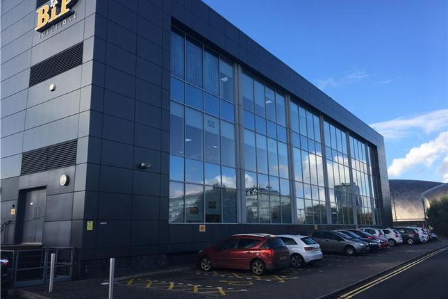 Thumbnail Office for sale in Medius, 60, Pacific Quay, Glasgow, Scotland