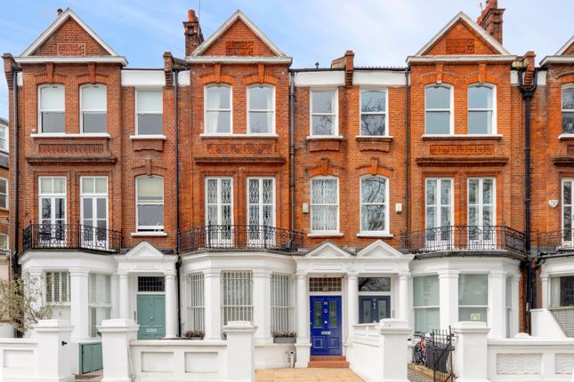 Thumbnail Terraced house for sale in Parsons Green, Fulham, London