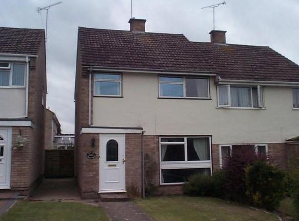 Thumbnail Semi-detached house to rent in Bartons Drive, Yateley