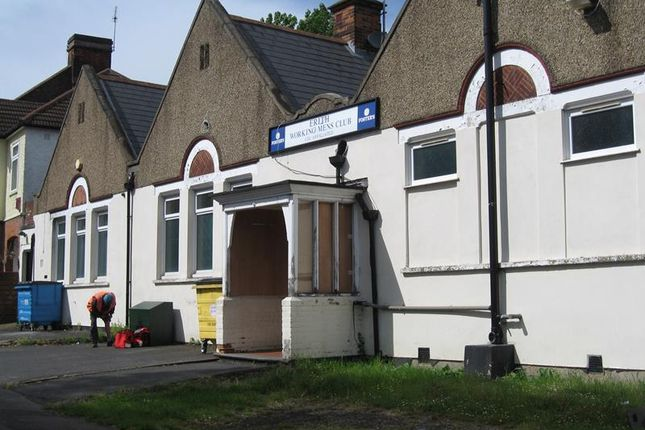 Thumbnail Office to let in Erith Working Men's Club, Valley Road, Erith, Kent