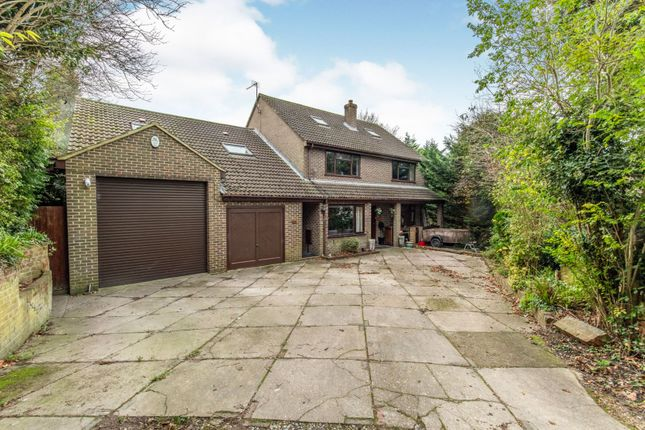 Thumbnail Detached house for sale in Hillborough Grove, Walderslade, Chatham