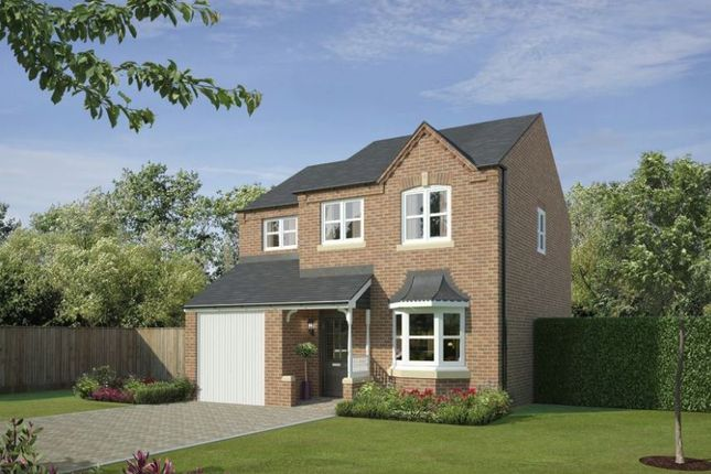 Thumbnail Detached house for sale in Foxwood Chase, Huncoat, Accrington