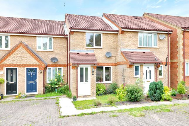 Thumbnail Terraced house for sale in Swallows Oak, Abbots Langley