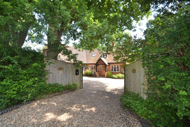 Thumbnail Detached house for sale in School Road, Hurst, Reading, Berkshire