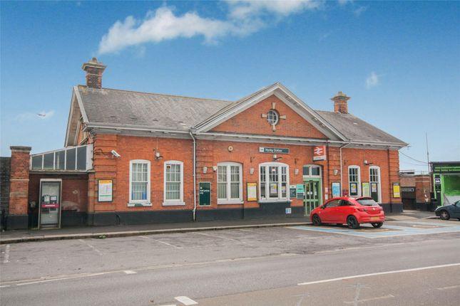Train Station of Hedingham Close, Horley, Surrey RH6