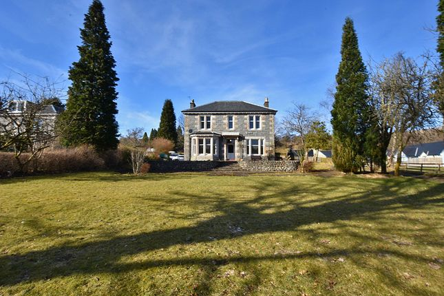 Thumbnail Detached house for sale in Spean Bridge, Spean Bridge