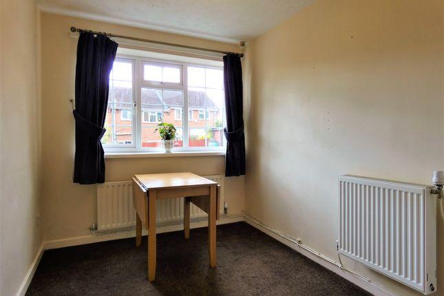 Dining Room of Danbury Drive, Stadium Estate, Leicester LE4