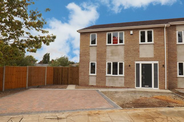 Thumbnail Semi-detached house for sale in Harton Way, Kings Heath, Birmingham
