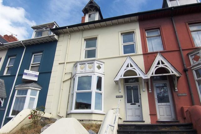 Thumbnail Terraced house to rent in Penglais Terrace, Aberystwyth