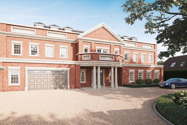 Thumbnail Detached house for sale in Leys Road, Oxshott, Surrey