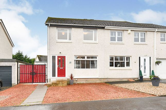 Thumbnail Semi-detached house for sale in The Lairs, Blackwood, Lanark, South Lanarkshire