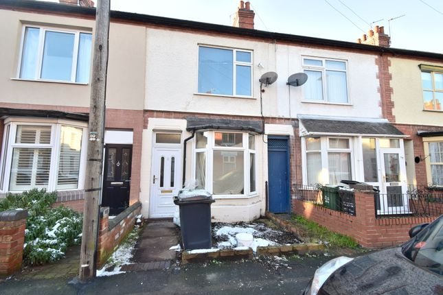 Terraced house to rent in St Peters Street, Syston, Leicester
