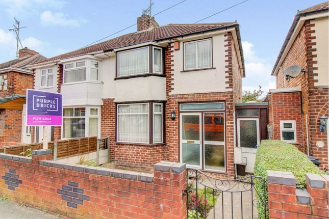 3 bed semi-detached house for sale in Bowstoke Road, Great Barr, Birmingham B43