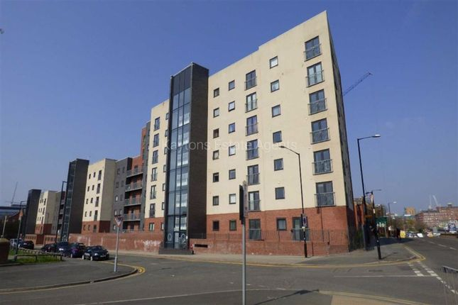 Quantum, Chapeltown Street, Piccadilly Basin M1
