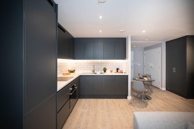 Studio to rent in Queensway, Stevenage SG1