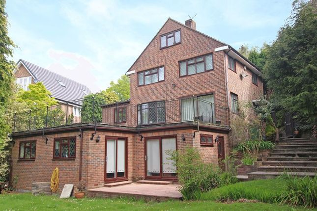 Detached house for sale in Holly Hill, Southampton