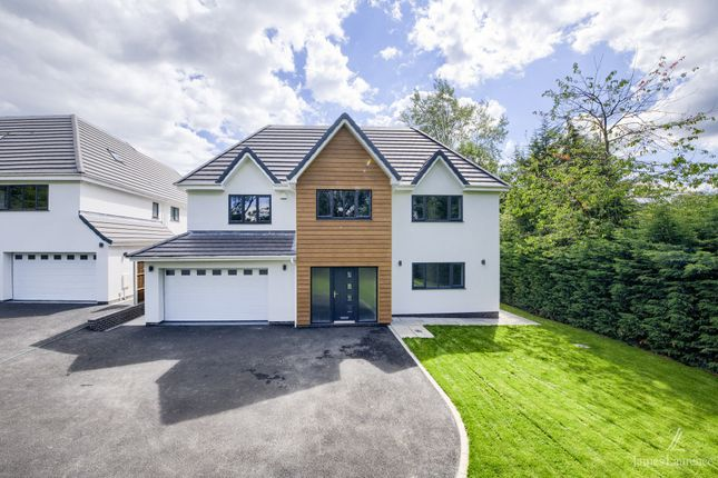 Thumbnail Detached house for sale in Rednal Road, Birmingham