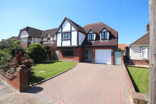 Thumbnail Detached house for sale in Second Avenue, Clacton-On-Sea