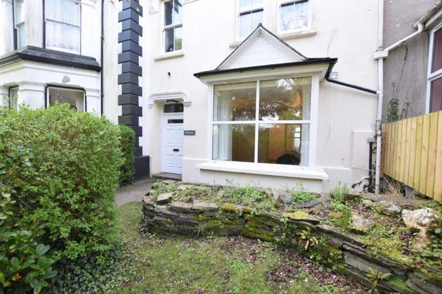 Thumbnail Flat to rent in Fernleigh Road, Wadebridge