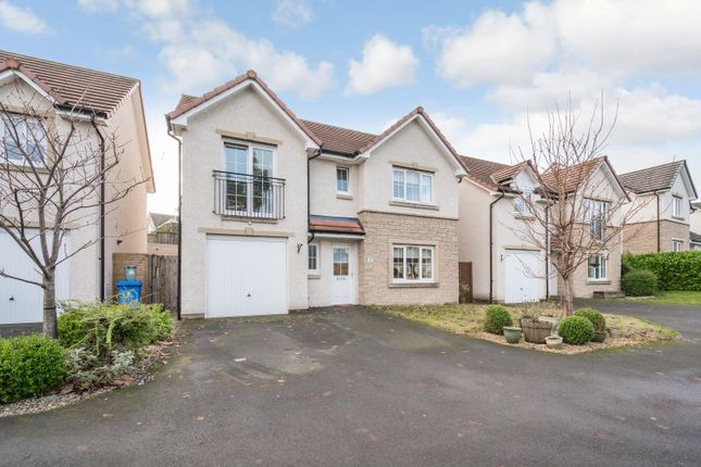 Thumbnail Detached house for sale in 3 Meadow Bank, Alloa, Clackmannanshire 2Fd, UK