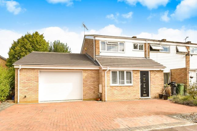 Thumbnail End terrace house for sale in Abingdon, Oxfordshire OX14,