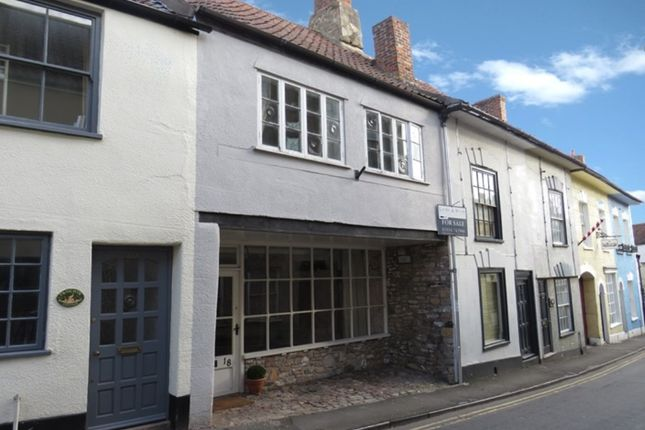 Thumbnail Terraced house for sale in High Street, Axbridge