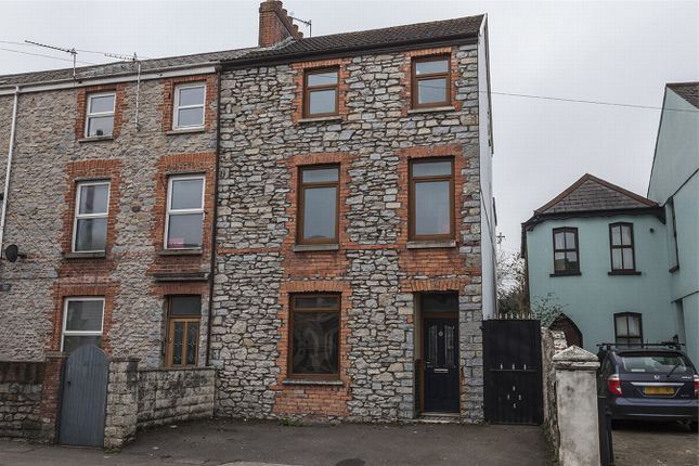 Thumbnail Terraced house for sale in Llandaff Road, Canton, Cardiff