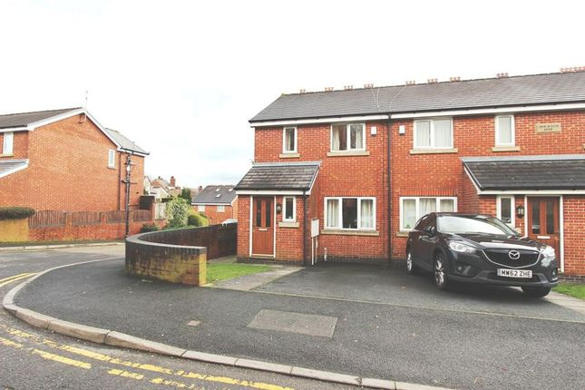 Thumbnail Mews house to rent in Church Lane, Prestwich, Manchester