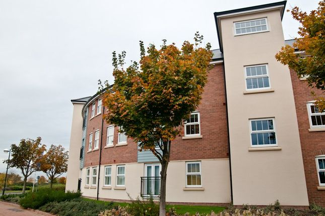 Thumbnail Flat to rent in Windermere Drive, Doncaster