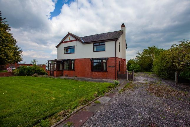 Thumbnail Detached house for sale in Lancaster Road, Out Rawcliffe, Preston