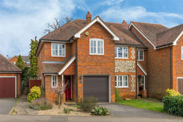 Thumbnail End terrace house for sale in Oakfield Close, Amersham, Buckinghamshire
