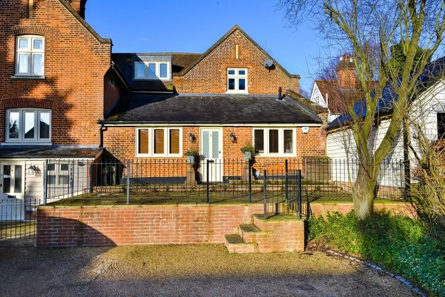 Thumbnail Property for sale in Silver Street, Stansted