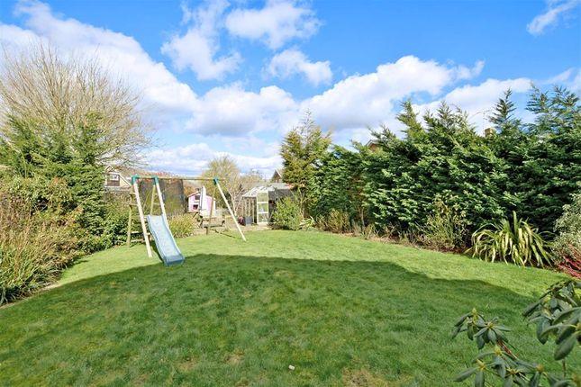 Rear Garden of Bathurst Road, Staplehurst, Kent, Kent TN12
