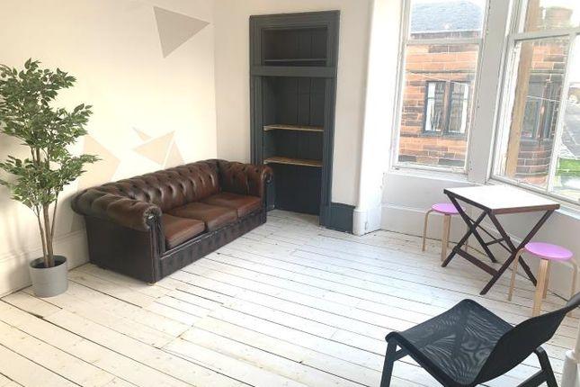 Thumbnail Flat to rent in Harvie Street, Govan, Glasgow
