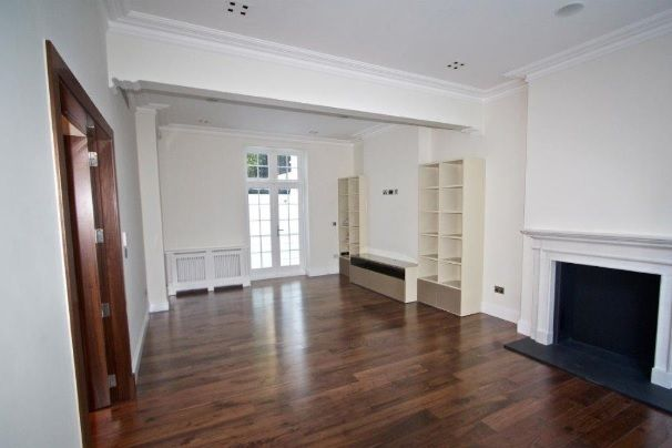 Thumbnail Flat to rent in Sheffield Terrace, London