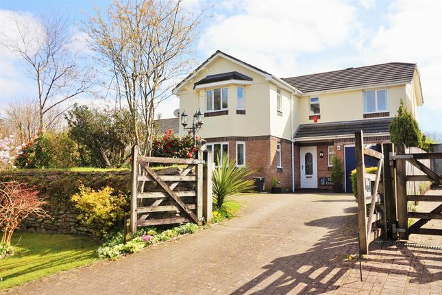 Thumbnail Detached house for sale in Lake Lane, Liskeard