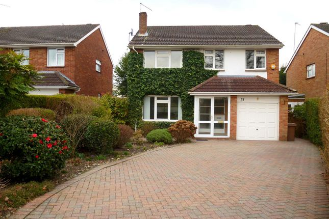 Thumbnail Detached house to rent in Monkton Close, Ferndown