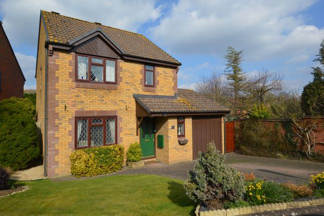 Thumbnail Detached house for sale in Osprey Close, Bowerhill, Melksham