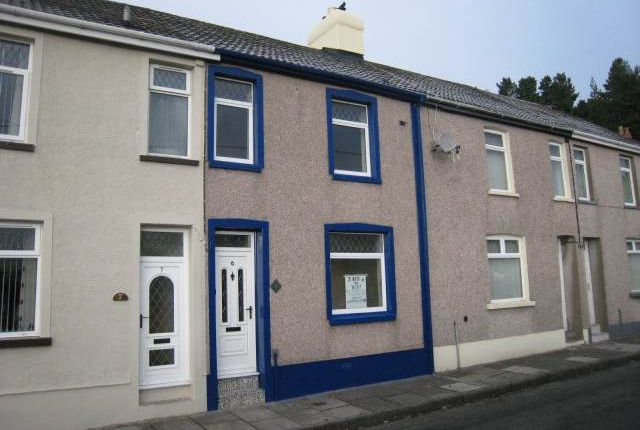 Thumbnail Terraced house to rent in Church View, Beaufort, Ebbw Vale