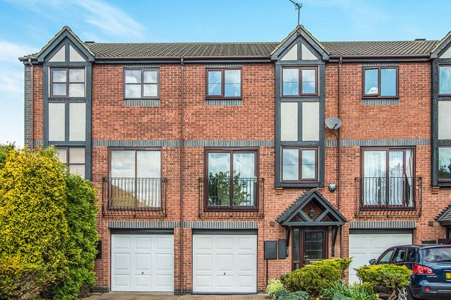 4 bed terraced house for sale in The Firs, Gosforth, Newcastle Upon Tyne
