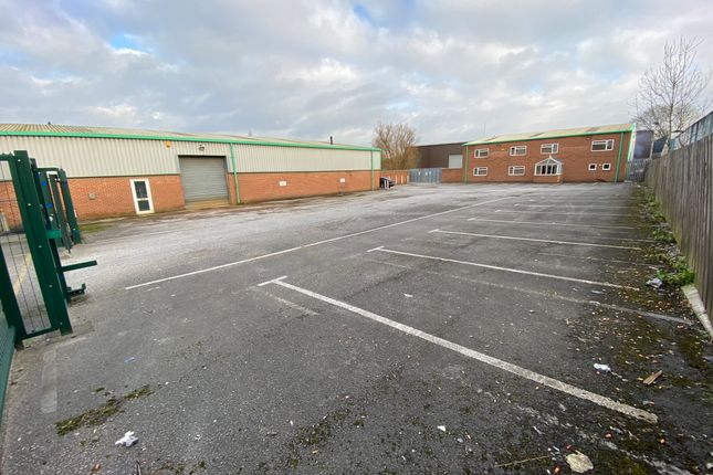 Thumbnail Warehouse to let in Acre Ridge Industrial Estate Salcombe Road, Alfreton