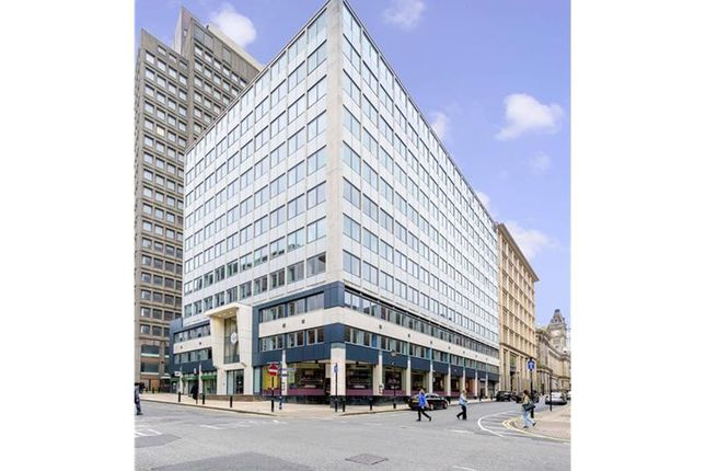 Thumbnail Office to let in Edmund House, 12-22 Newhall Street, Birmingham, West Midlands