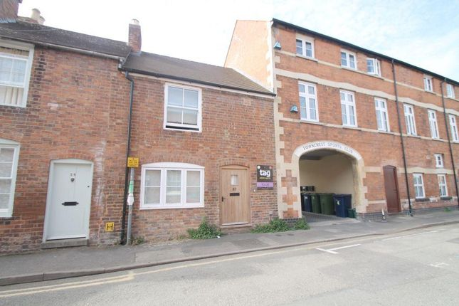 Thumbnail Terraced house to rent in East Street, Tewkesbury