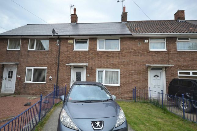 Thumbnail Terraced house to rent in Westerdale Grove, Hull