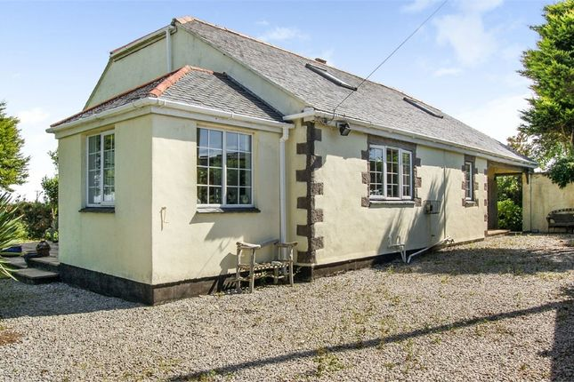 Thumbnail Detached house for sale in Stithians, Truro, Cornwall