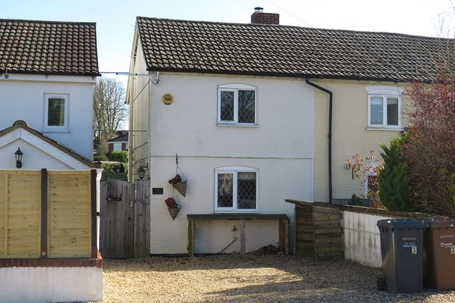 2 bed end terrace house for sale in Station Approach, Grateley, Andover SP11