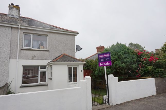 Thumbnail End terrace house for sale in Tangye Road, Redruth