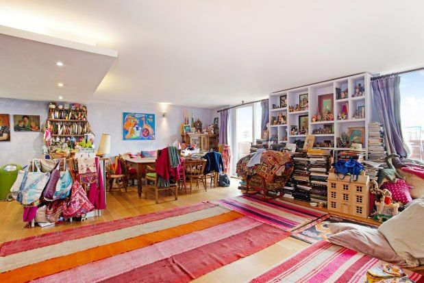 Thumbnail Flat to rent in Barlby Road, London